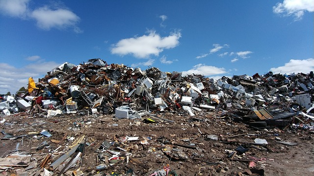 Scrapyard waste management - WOIMA Corporation