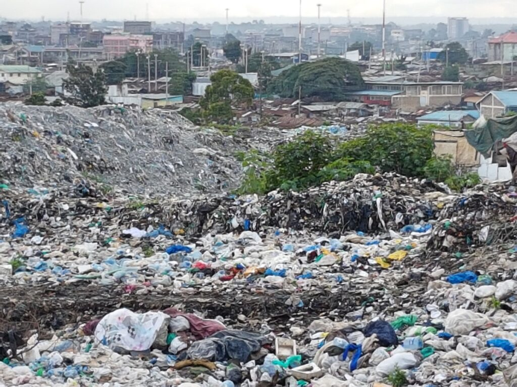 Dandora landfill in Nairobi, Kenya - WOIMA Corporation_flex series